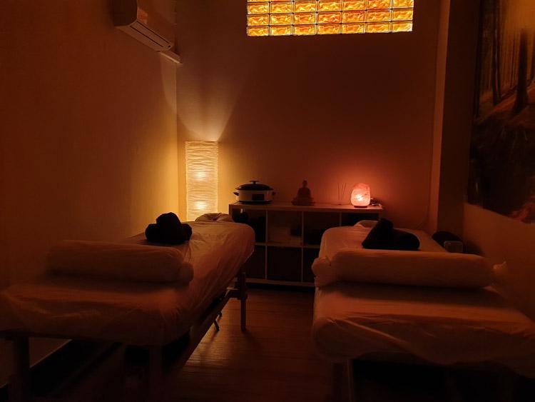 Centro de Masaje en Sevilla. Masajes Relajantes y descontracturante en el centro de Sevilla.