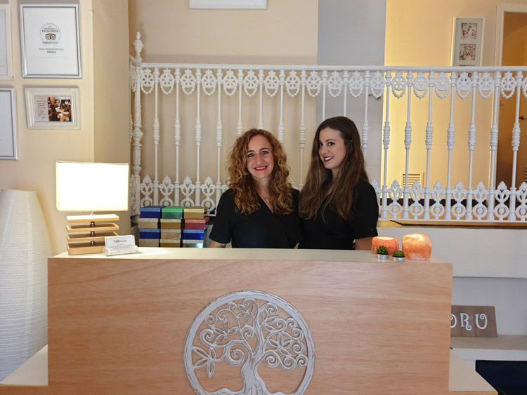 Massage in Sevilla. Relaxing Massage in Center of Sevilla.